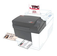 TPG check Imaging printer