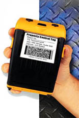 portable barcode papers