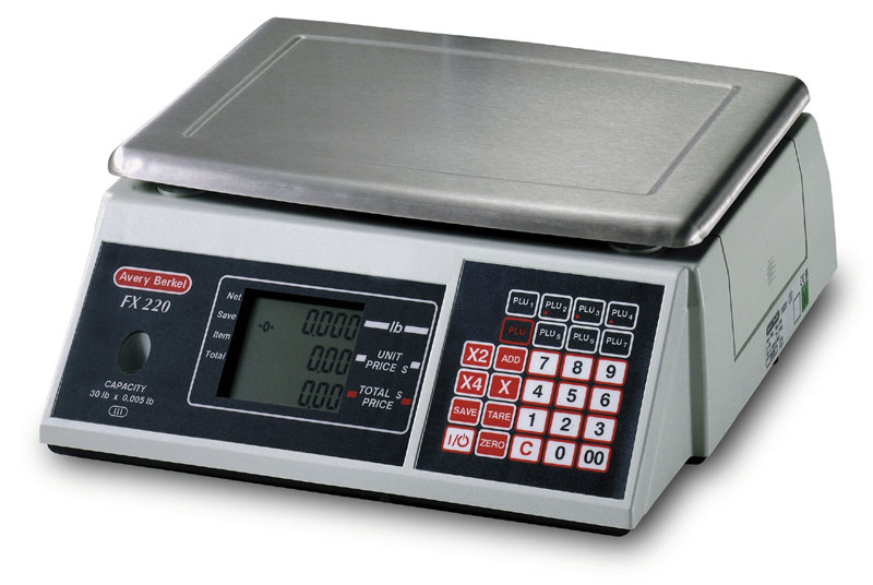 Fx220 Price Computing Scale