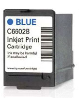 blue ink cartridge