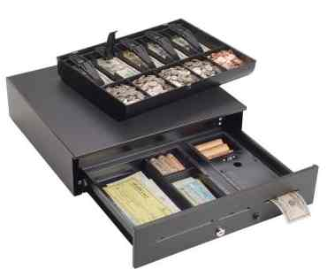 MMF manual Cash Drawer 18W x 17D x 5H