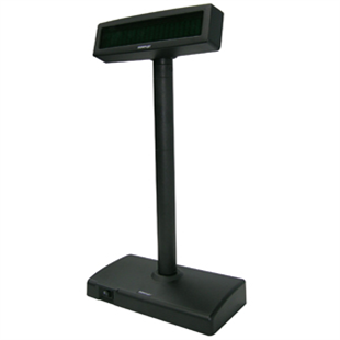 PD2600 Pole Display with Stand