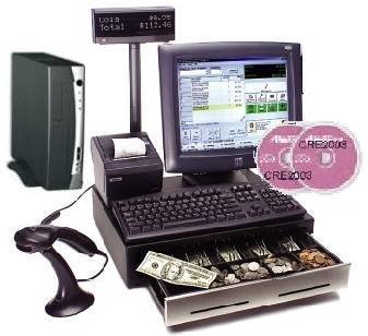 Florist shop POS System with Organizer