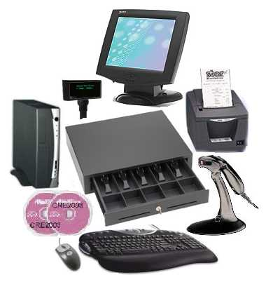 GFT600 POS package