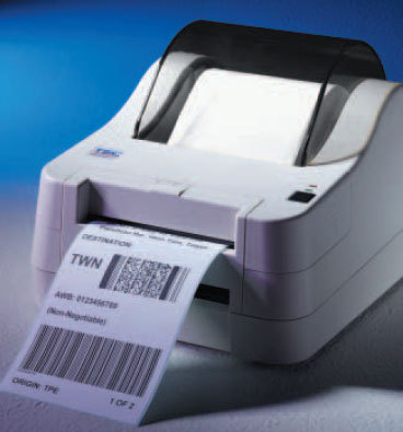 TSC TDP-643 printer